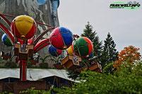 Balloon Race Zamperla Attraktion Wunderland Kalkar Ballon