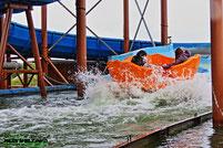 Sky Rafting abc Rides Skyline Park Raft Spinning