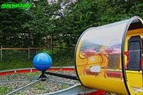 Affen und Vogelpark Eckenhagen Tierpark Luna Loop Karussell Wildpark Zoo Nordrhein Westfalen Butterfly Sunkid Heege Pendelbahn Luna Loop