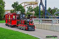 Parkbähnchen Allgäu Skyline Park Dotto Train Parkbahn
