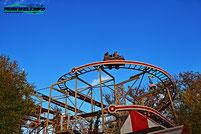 Wilde Maus Mack Rides Achterbahn SBF Visa Taunus Wunderland Freizeitpark Coaster
