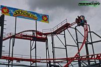 Sky Spin Skiline Park Maurer Söhne Spinning Coaster