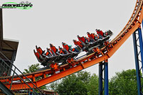 Sky Wheel Skyline Park Maurer Söhne Rollercoaster Achterbahn