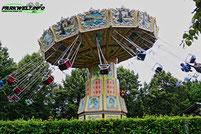 Wellenflieger Wellenflug Skyline Park Allgäu Zierer Kettenkarussell
