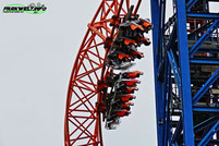 Sky Wheel Skyline Park Achterbahn Rollercoaster Maurer Söhne