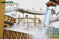 Wildwasserbahn Pirateninsel Mack Rides Eifelpark Gondorf Wasserbahn Attraktionen Freizeitpark