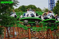 Kids Spin SBF Visa Skyline Park Allgäu Rollercoaster Achterbahn