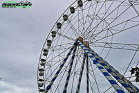 Riesenrad Allgäu Skyline Park CAH Riesen Rad Attraktion