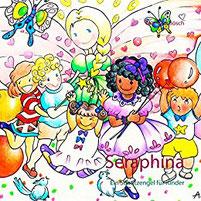 Seraphina Ein Schutzengel für Kinder