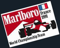 Rhone Poulenc Grand Prix de France 1991