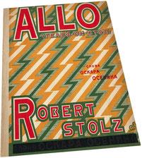 Алло-телефон-степ (Аэлита и полёт на Марс), 1926, Штольц и Осенин, ноты для фортепиано
