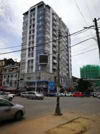 ビジネスタワー (住居用とオフィス用混在)