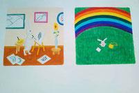 ab-絵本創作塾 初めて学ぶ絵本作り12回コース作品