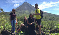 Costa Rica Vacation Package:  Río Celeste & Arenal Volcano