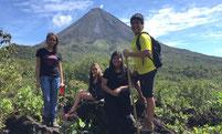 Vacaciones Volcán Arenal y Río Celeste