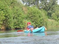 canoe kayak rafting somme picquigny