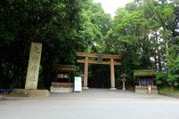 大神神社(二の鳥居)