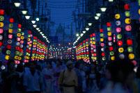 川越100万灯祭