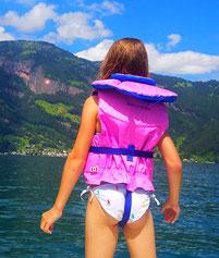 Nimbus - Rettungsweste/Schwimmweste für Kleinkinder, Kinder und Jugendliche
