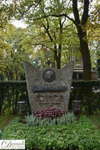Ehrengrab von Nico Dostal am Salzburger Kommunalfriedhof