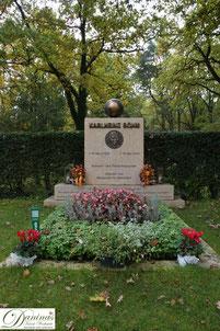 Ehrengrab von Karlheinz Böhm am Salzburger Kommunalfriedhof