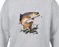 sweatshirt homme pêcheur