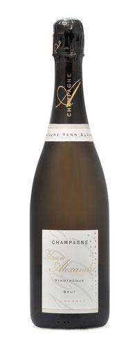 Champagne Yann Alexandre : Vinothèque