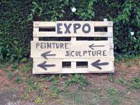 EXPO AU JARDIN bis 2013