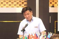 アイバンクキャンペーン実行委員長 L.大谷 隆士