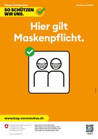 Maskenpflicht Kanton Bern