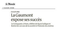 Le Monde - Emilie Imbert Relations Presse