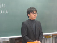 山下雅嗣さんのしごと講話。