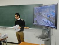 特別授業の風景