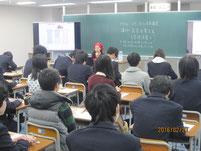 森島由貴さんによる食育講座。
