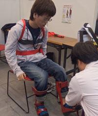 大阪職業体験準備
