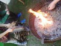 Naturabilis - Feuer machen