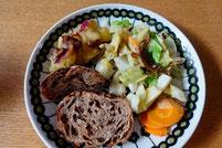 12月のレシピ 冬の料理