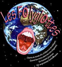 Logo de la chorale de Poitiers Les Folyglottes de la Compagnie Parolata Sung