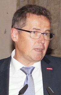 Hagen Mauer, Präsident der Handwerkskammer Magdeburg