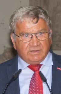 Konrad Zahn Vorstandsvorsitzender der Kreishandwerkerschaft Elbe-Börde