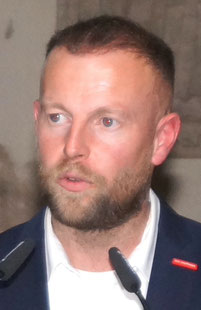 Manuel Ballerstedt, Geschäftsführer der Kreishandwerkerschaft Elbe-Börde