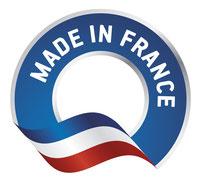 La fabrication française est une valeur importante pour nous.