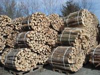 Brennholz Handel und Hackschnitzel Verkauf