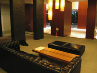 1F public lounge for briefing