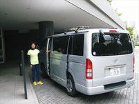 Wagon for 4 passengers