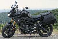 Demnächst: Yamaha Tracer 900