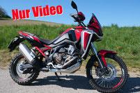 Demnächst: Honda CRF1100L