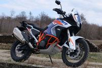 Demnächst: KTM 1290 SAR