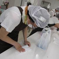 ぽりりずむ 就労訓練 お弁当作り2