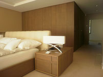 Master Bedroom Design - Interior Design Bangkok